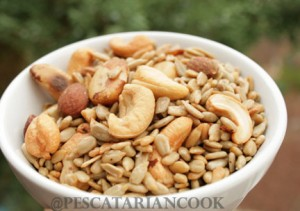 nut blend high in magnesium
